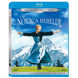 Novi�a Rebelde, A - 45 Anos - Blu-ray + DVD (Blu-Ray) - Christopher Plummer, Julie Andrews