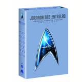 Jornada Nas Estrelas - Original Motion Pictures Collection (DVD) -