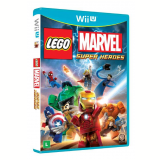 Lego Marvel Super Heroes (Wii-U) -