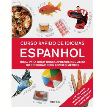Curso Rápido De Idiomas: Espanhol