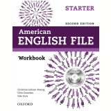 American English File Starter - Workbook With Ichecker - Second Edition -