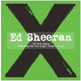 Ed Sheeran - X (CD) - Ed Sheeran