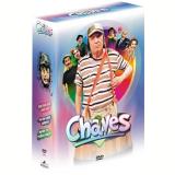 Box - Chaves (4 DVDs) - Roberto Bolanõs