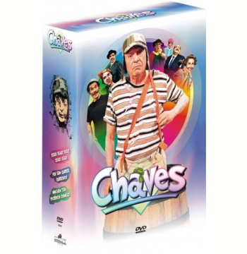 Box - Chaves (4 DVDs) (DVD)