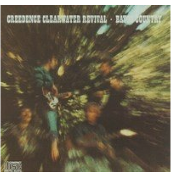 Creedence Clearwater - Bayou Country (CD)