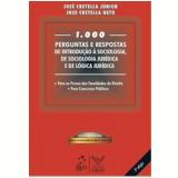1000 Perguntas e Respostas, de Introdu��o � Sociologia, de Sociologia Jur�dica e de L�gica Jur�dica - Jos� Cretella J�nior, Jos� Cretella Neto