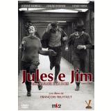 Jules e Jim - Uma Mulher para Dois (DVD) - François Truffaut (Diretor)