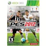 Pro Evolution Soccer 2012 (X360) -