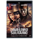O Cavaleiro Solitário (DVD) - Johnny Depp