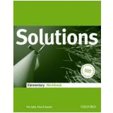 Solutions Elementary - Workbook - Tim Falla, Paul A. Davies