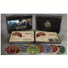 Harry Potter - Hogwarts Collection - 31 Discos (Blu-Ray)