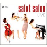 Salut Salon - Live (CD) - Salut Salon