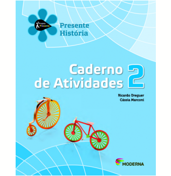 História - 2º Ano - 2 ª Edição - Caderno De Exercícios