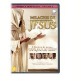 Milagres De Jesus - (vol.3) - 1° Temporada (DVD) - Milhem Cortaz