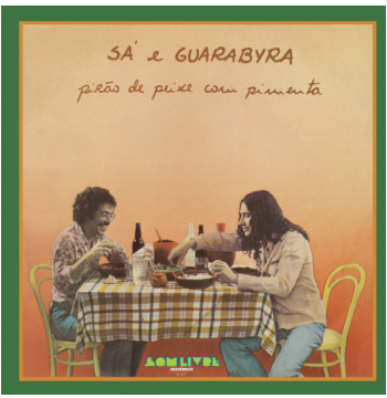 Sá E Guarabyra - Pirão De Peixe Com Pimenta (CD)