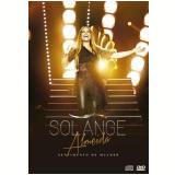 Solange Almeida - Sentimento De Mulher Ao Vivo (cd) + (DVD) - Solange Almeida