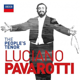 Luciano Pavarotti - The People's Tenor (CD) - Luciano Pavarotti