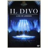 Il Divo - Live In London (DVD) - Il Divo