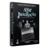 Além da Imaginação - 4ª Temporada Completa (DVD) - Vários (veja lista completa)