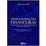 Demonstrações Financeiras - Osni Moura Ribeiro