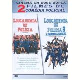 Loucademia de Polícia + Loucademia de Polícia 2 (DVD) - Vários (veja lista completa)