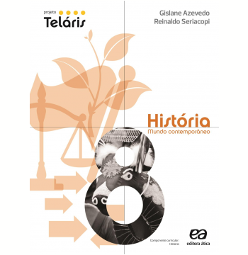 Projeto Telaris Historia 8º Ano - Ensino Fundamental II