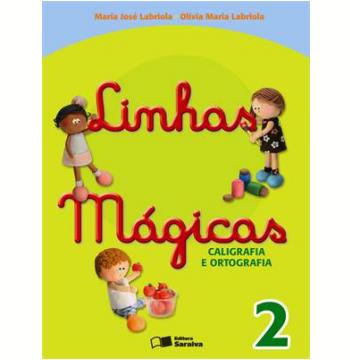 Linhas Mágicas 2º Ano - Ensino Fundamental I