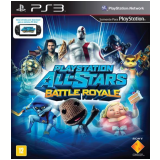 All Stars Battle Royale (PS3) -