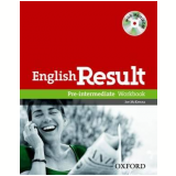 English Result Pre-Intermediate - Workbook With Answer Bk And Multirom Pack -