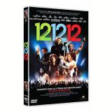 12.12.12 (DVD) - Vários (veja lista completa)