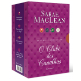 Box - Série O Clube dos Canalhas (4 Vols.) - Sarah Maclean