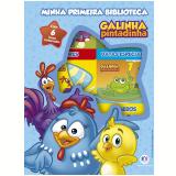 Galinha Pintadinha - Minha Primeira Biblioteca - Ciranda Cultural