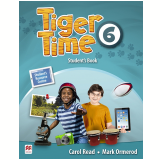 Tiger Time Student's Book With Ebook Pack (Vol. 6)