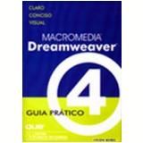 Macromedia Dreamweaver 4 Guia Pr�tico - Steven Moniz