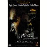 Spider - Desafie Sua Mente - Edição Especial (DVD) - Gabriel Byrne, Ralph Fiennes, Miranda Richardson