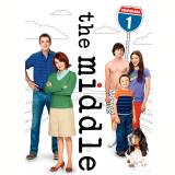 The Middle - 1ª Temporada (DVD) - Chris Kattan, Patricia Heaton