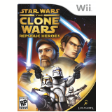 Star Wars The Clone Wars: Republic Heroes (Wii) -