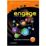 Engage 1 Student Book - Workbook With Multirom - Second Edition - Alicia Artusi