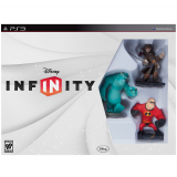 Disney Infinity - Kit Inicial (PS3) -