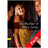 Murder Of Mary Jones, The Cd Pack Play Level 1 - Third Edition - Tim Vicary
