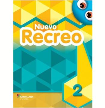Nuevo Recreo Vol. 2 - 3ªed. Livro Do Aluno + Multirom - Ensino Fundamental I