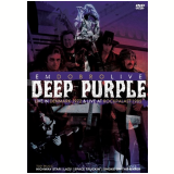 Deep Purple - Em Dobro - Live In Denmark 1972 e Live At Rockpalast 1985 (DVD) - Deep Purple