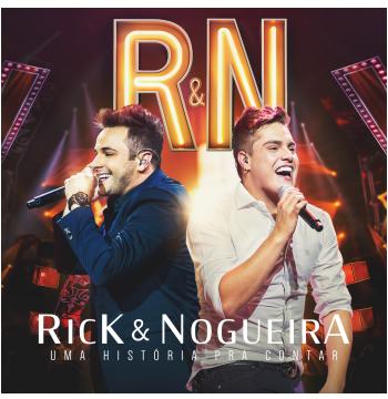 Rick & Nogueira - Uma História Pra Contar (CD)