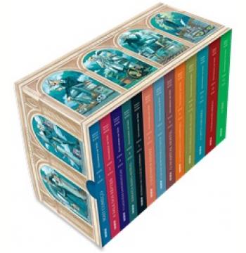 Caixa - Desventuras em Série (13 Vols.)