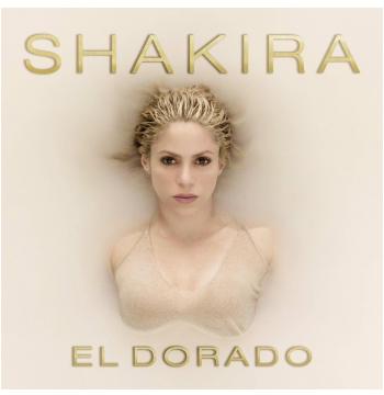 Shakira - El Dorado (CD)