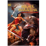 Mulher Maravilha Edição Comemorativa (DVD) - Lauren Montgomery (Diretor)