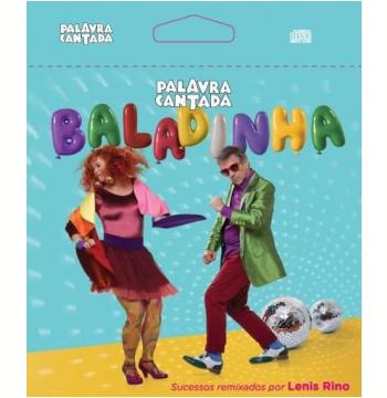 Palavra Cantada - Baladinha (Epack) (CD)