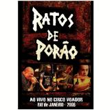 Ratos de Porão - Ao Vivo no Circo Voador (DVD) - Ratos de Porão