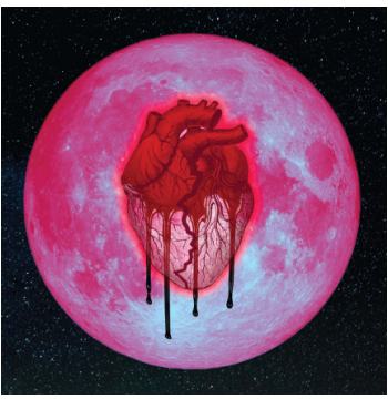 Chris Brown - Heartbreak On A Full Moon (CD)