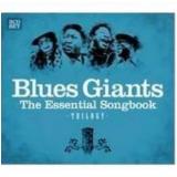 Trilogy - Blues Giants (3 Cds) - Varios (CD) -